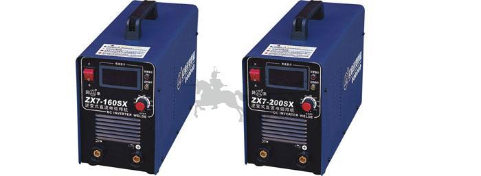 艮象zx7-sx数显逆变直流电弧焊机